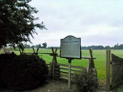 Carnton Plantation Marker image. Click for full size.