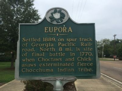 Eupora Marker image. Click for full size.