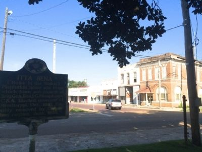 Wide shot of Itta Bena Marker image. Click for full size.