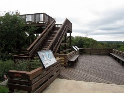 Militia Hill Hawk Observation Tower image. Click for full size.