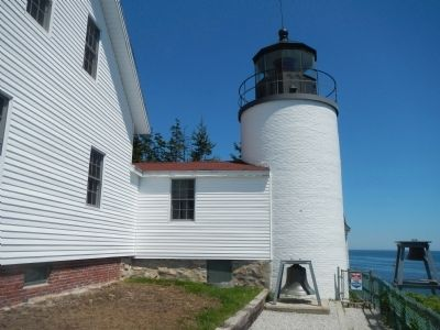 Bass Harbor Head Lighthouse image. Click for full size.