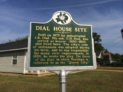 Dial House Site Marker image. Click for full size.