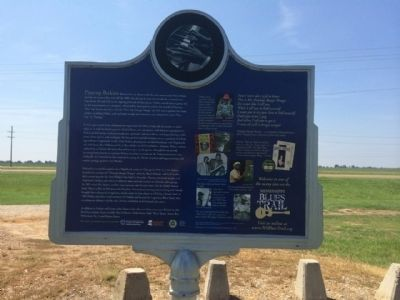 Pinetop Perkins Marker (Rear) image. Click for full size.
