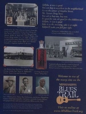 Turner's Drug Store Marker photos image. Click for full size.