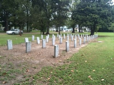Confederate Memorial Plots image. Click for full size.