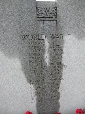 To The Glory of God and in Grateful Remembrance Marker image. Click for full size.