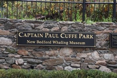 Captain Paul Cuffe Park image. Click for full size.