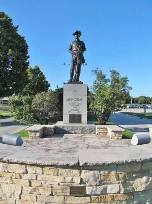 Spanish–American War Memorial image. Click for full size.