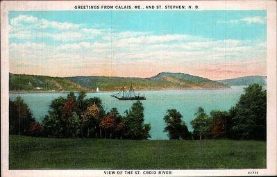 <i>View of the St. Croix River</i> image. Click for full size.