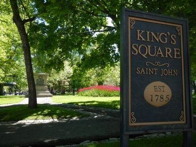 King's Square image. Click for full size.