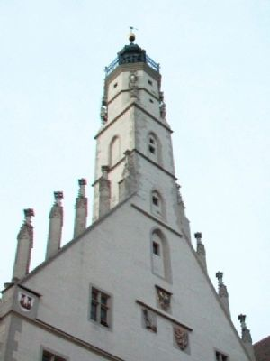 Altes Rathaus / Old Town Hall Tower image. Click for full size.