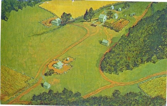 Borroughs Plantation image. Click for full size.