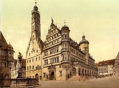 Altes Rathaus / Old Town Hall image. Click for full size.