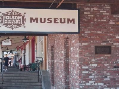 Folsom History Museum image. Click for full size.
