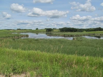 Weber Waterfowl Production Area image. Click for full size.