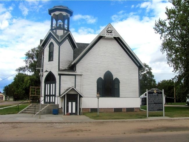 Arcadia Congregational Church image. Click for full size.