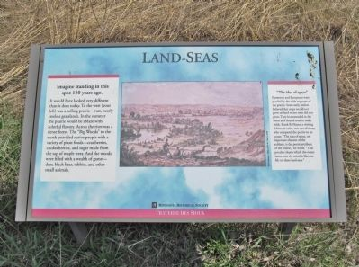 Land-Seas Marker image. Click for full size.