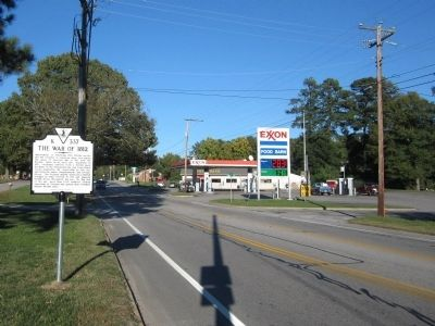 Boydton Plank Rd (facing north) image. Click for full size.