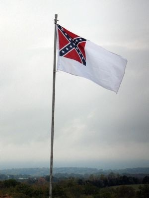 Confederate Flag image. Click for full size.