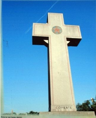 Peace Cross image. Click for full size.