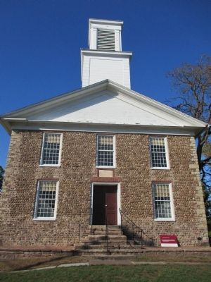 Cobblestone Museum First Universalist Church image. Click for full size.