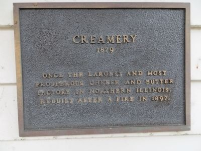 Creamery Marker image. Click for full size.