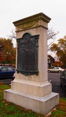 Pleasant Ridge - World War One Marker Marker image. Click for full size.