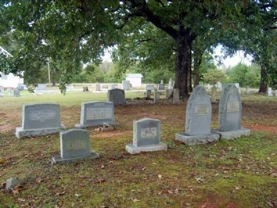 Stinchcomb Methodist Church Cemetery image. Click for full size.