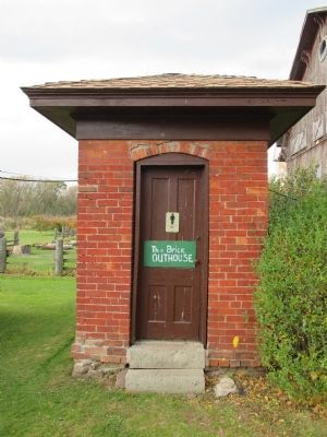 The Brick Outhouse image. Click for full size.