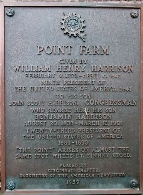 Point Farm Marker image. Click for full size.