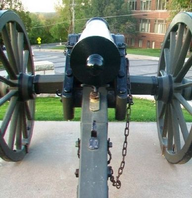 Civil War Flank Howitzer image. Click for full size.