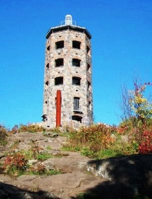 Enger Tower image. Click for full size.