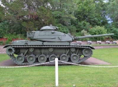 M60A3 Battle Tank image. Click for full size.