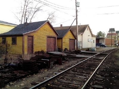 Handcar Barns image. Click for full size.