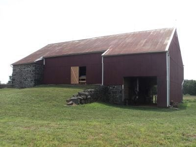 Spangler Barn image. Click for full size.