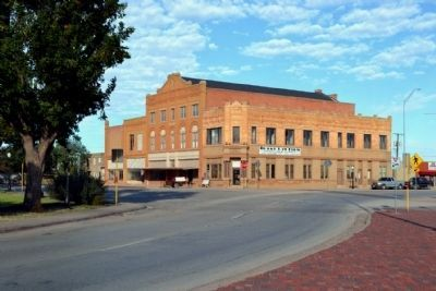 Anson Opera House image. Click for full size.