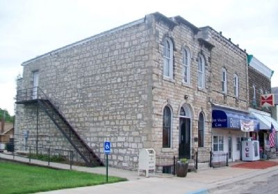 Blue Rapids Public Library image. Click for full size.