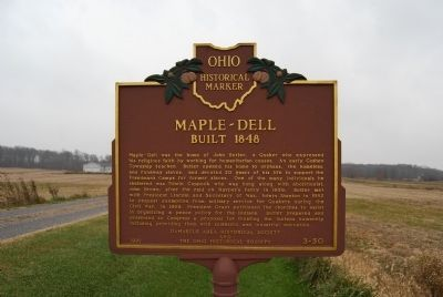 Maple-Dell Marker image. Click for full size.