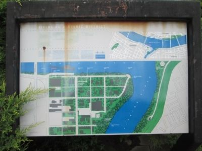 Riverwalk Marker image. Click for full size.