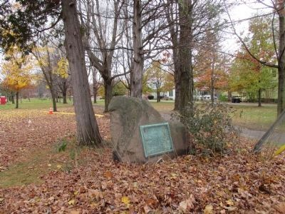 To the Memory of All Men of Franklin County, N.Y. WWI Memorial image. Click for full size.