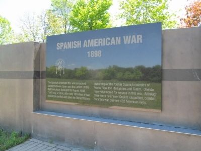 Spanish American War image. Click for full size.