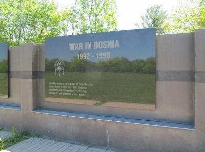 War in Bosnia image. Click for full size.