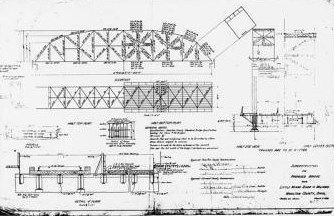Milford Bridge plans image. Click for full size.