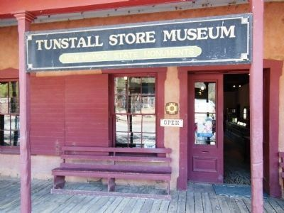 Tunstall-McSween Store front image. Click for full size.