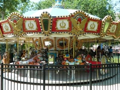Carousel - Franklin Park image. Click for full size.
