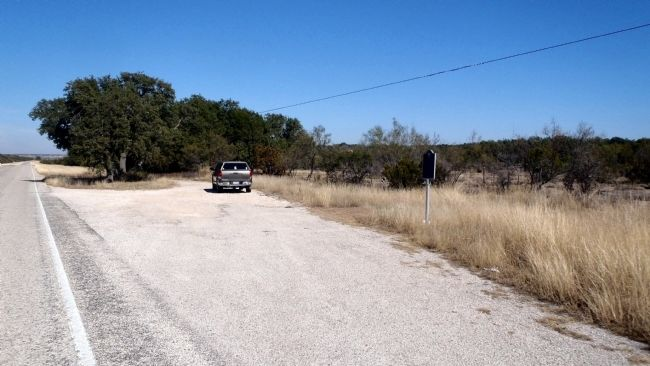 Comstock-Ozona Stage Stand Marker site image, Click for more information
