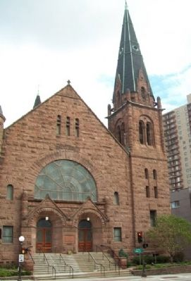 Central Presbyterian Church image. Click for full size.