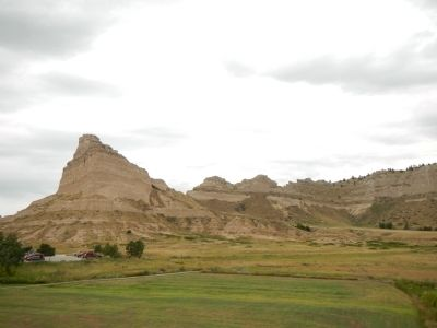 Scott's Bluff image. Click for full size.