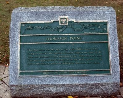 Thompson Point Marker image. Click for full size.