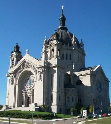 Cathedral of Saint Paul image. Click for full size.